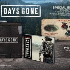 days gone exclusive bundle