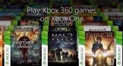 xbox 360 backwards compatibility