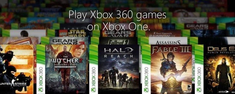 xbox 360 backwards compatibility
