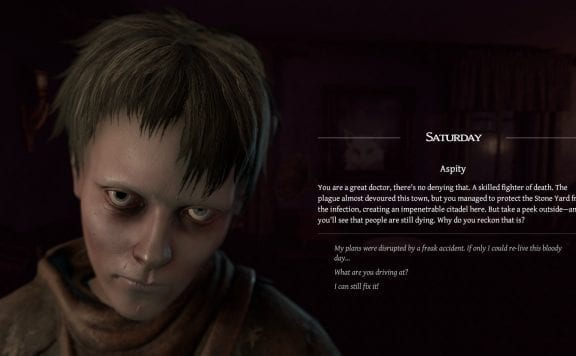 Pathologic 2 news