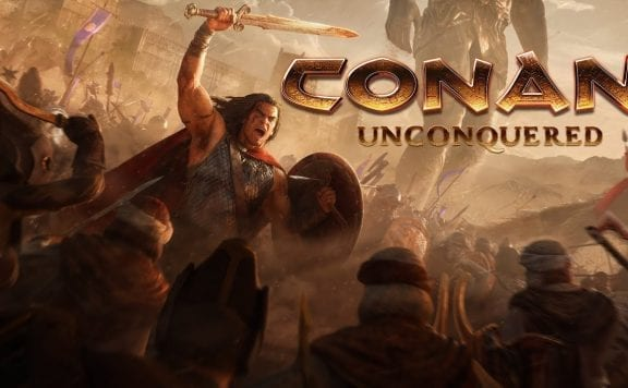 Conan Unconquered beta