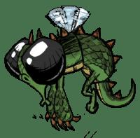 Don't Starve Together Dragonfly