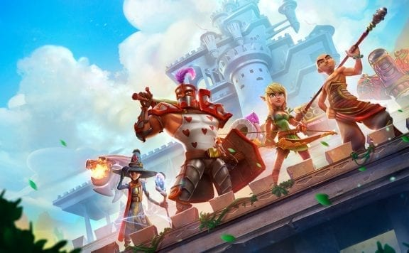 Dungeon Defenders II review