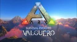 Ark Valguero console