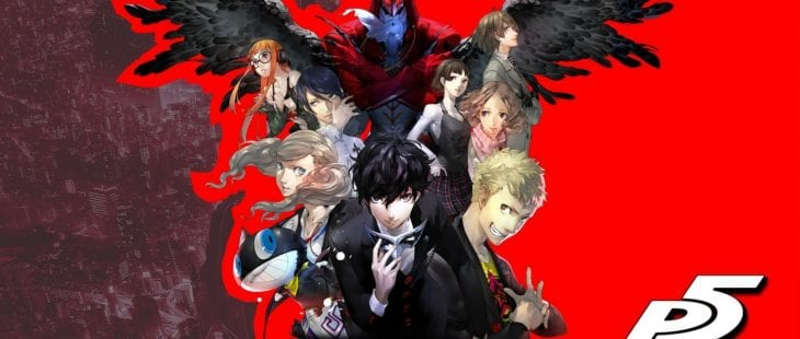 Persona 5 game