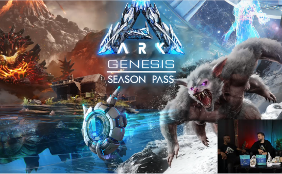 Ark Survival Evolved Genesis