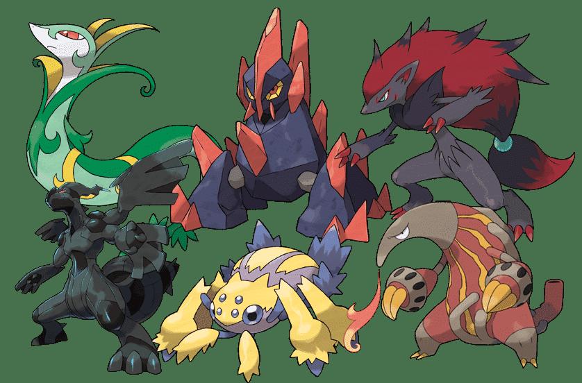 pokemon go gen 5 release