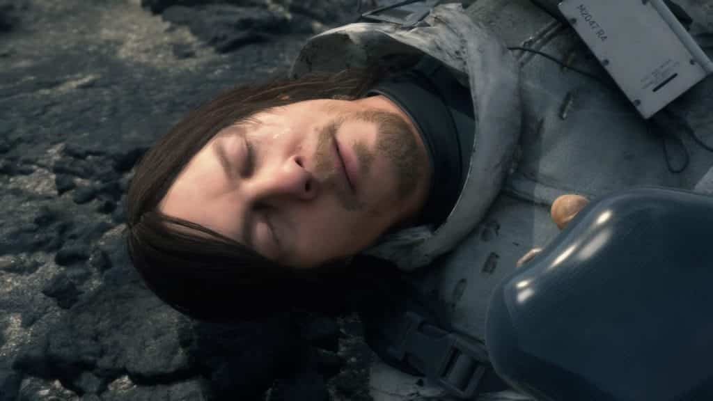 Death Stranding Sam Porter Bridges