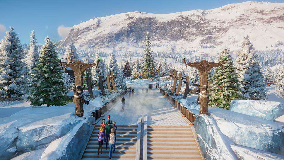 Planet Zoo Arctic pack: