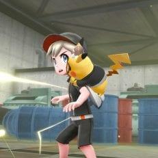lets go Pikachu Zapdos Battle