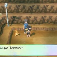 pokemon lets go Charmander
