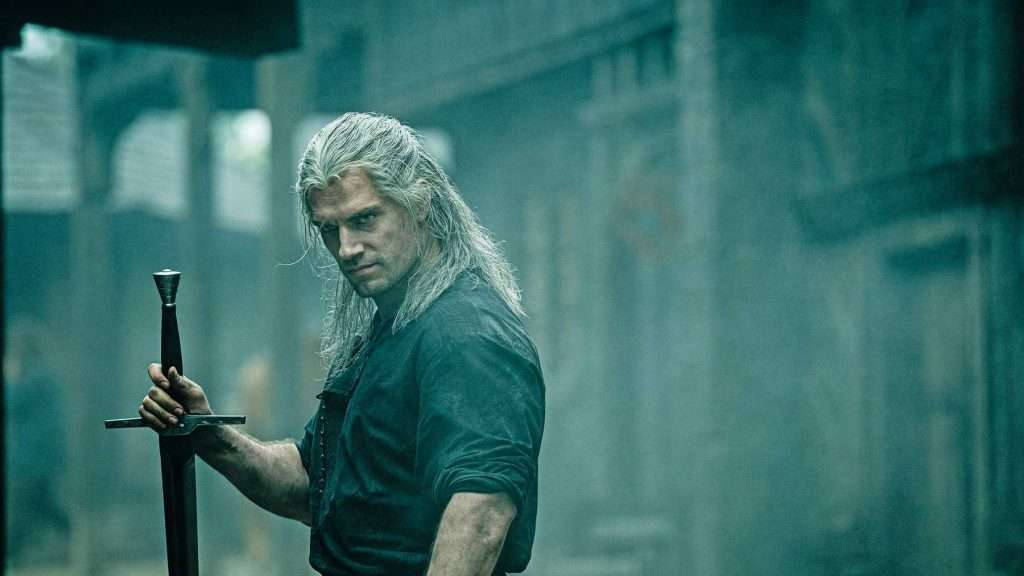 Witcher TV show on Netflix