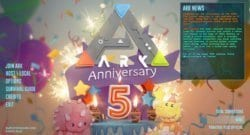 Ark 5th anniversary