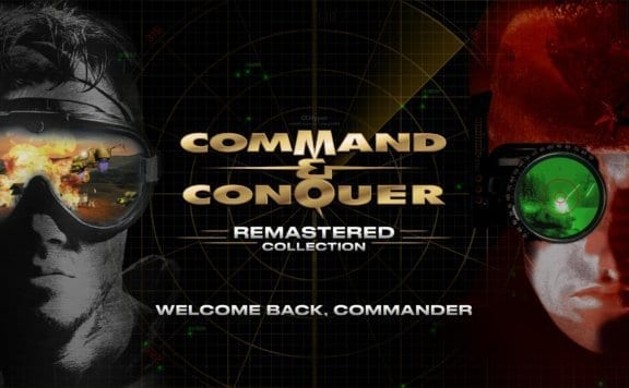 command and conquer Remastered Steam