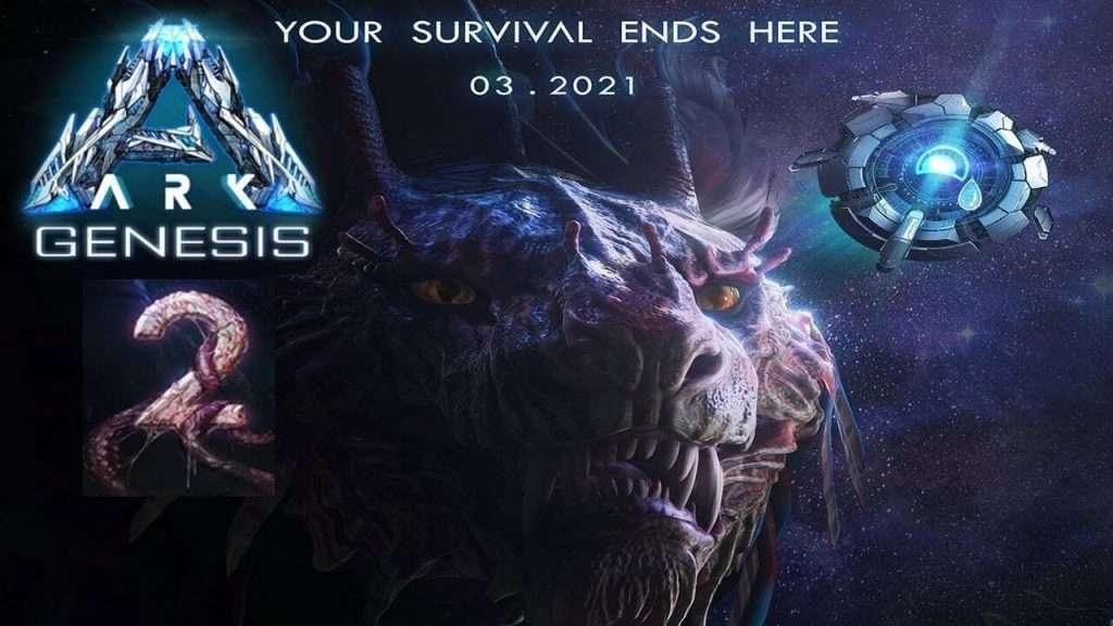 Christmas Dino On Ark 2021 Ending