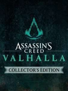 Asassins Creed Valhalla Colectors Edition