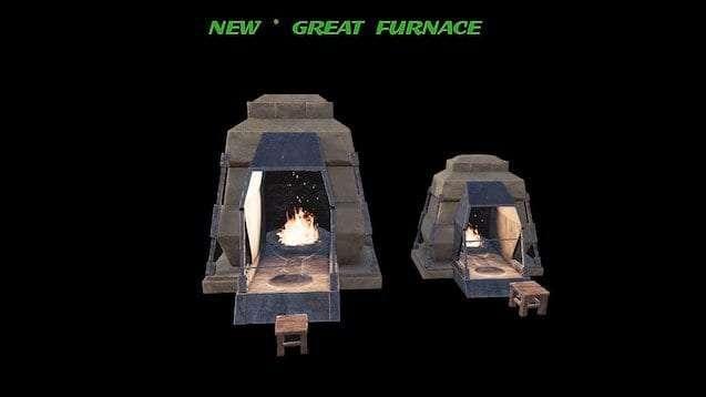 Conan mod furnace