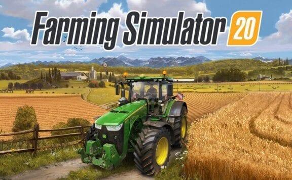 Farming sim 20 Switch