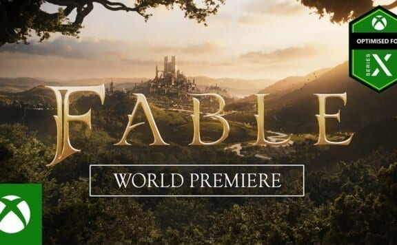 Xbox Series X Fable