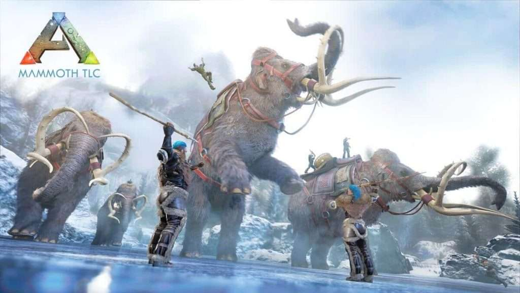 Ark Mammoth TLC