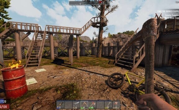 7 Days to die tips and tricks