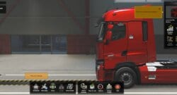 Euro Truck sim 2 Controls