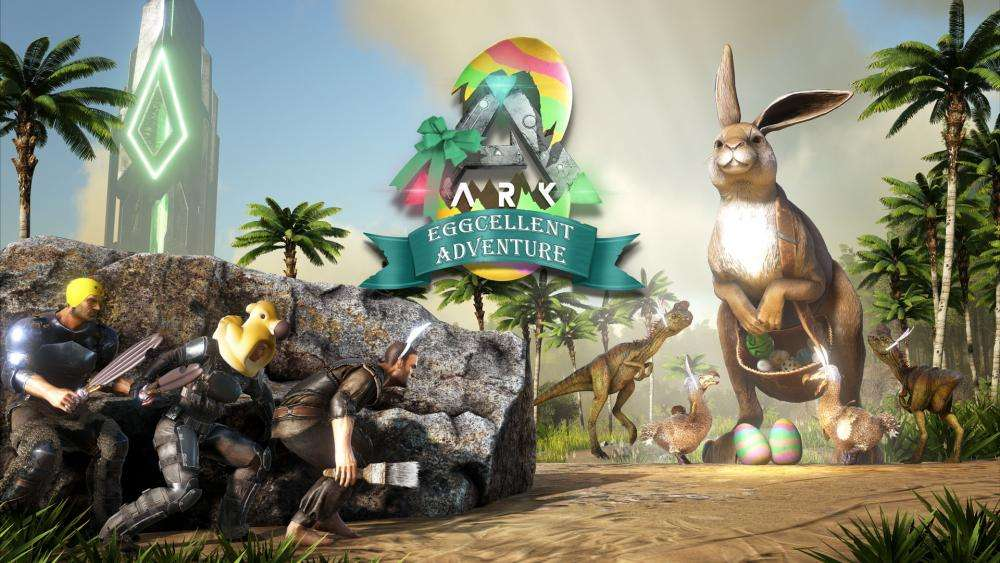 Ark Easter event