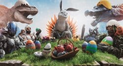 Ark Eggcelent adventure