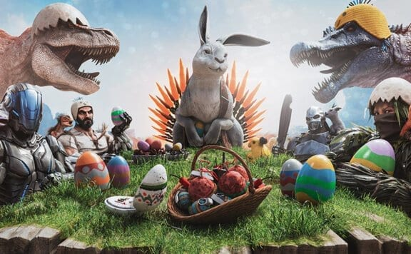 Ark Eggcelent adventure