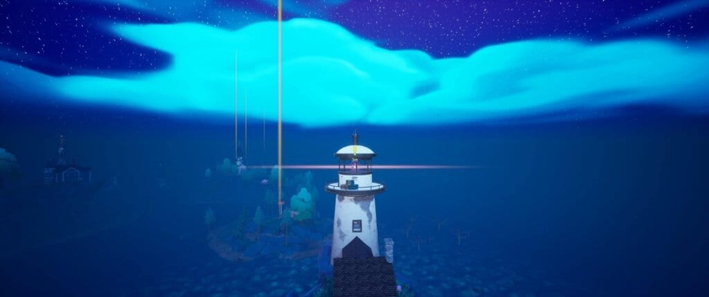Drakes Hollow Lighthouse