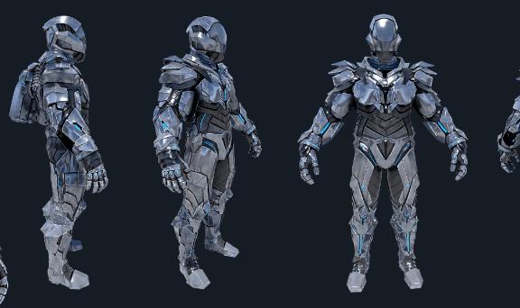 ark tek armor
