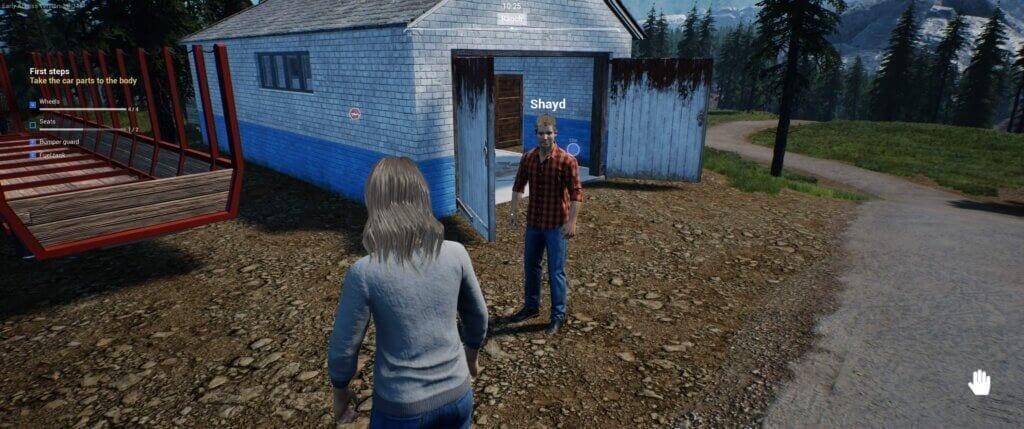 ranch simulator multiplayer in-game